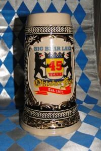 45th Anniversary Stein