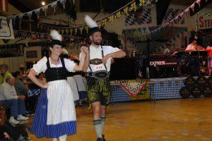 D'Oberlander Dancers