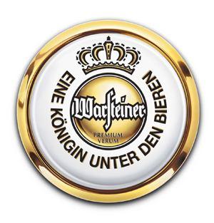 Warsteiner Gold logo