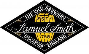 Samuel Smith diamond logo - black