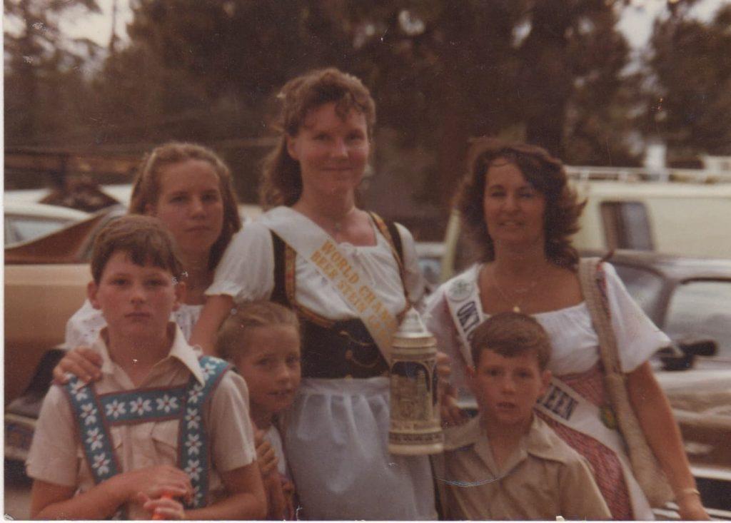1970's Bonnie Kids