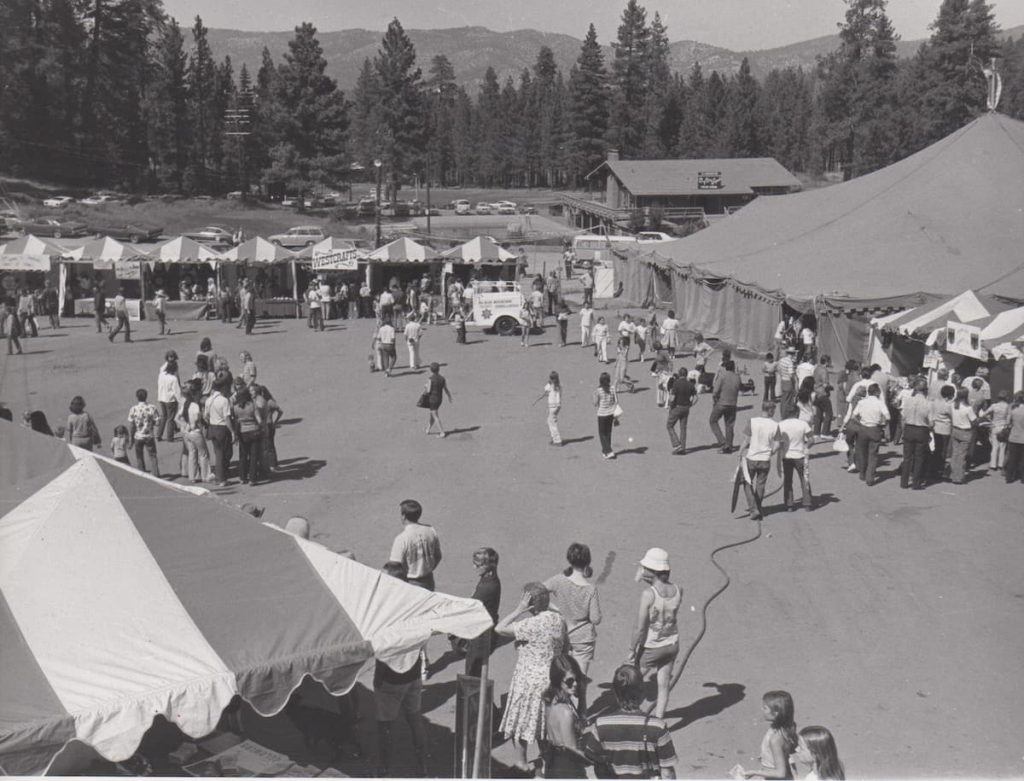 1970's Tent - Okt Fest