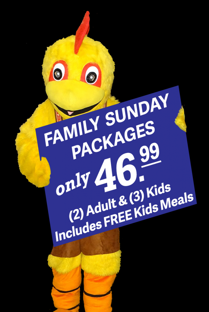 Family Sunday Package Deals